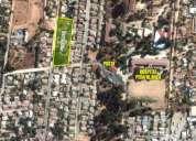 Para constructoras e inversionistas, 4000 m2 sin accidentes geográficos