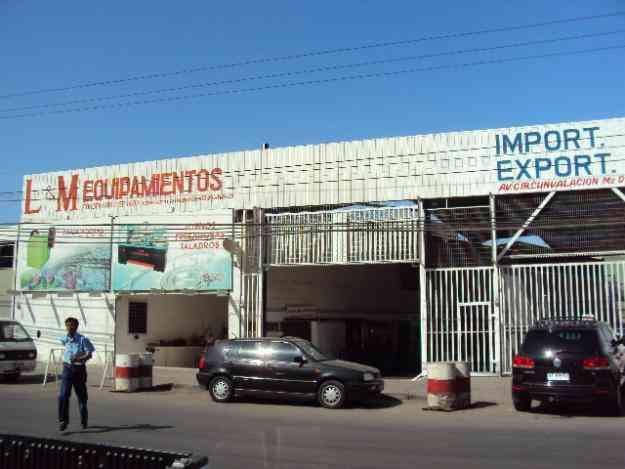 Venta de Galpon Barrio Industrial Zofri-Iquique