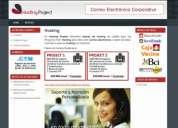 Hosting de calidad para su sitio web y correo electrónico