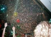 servicio de deejay, iluminación y amplificación de eventos en general.