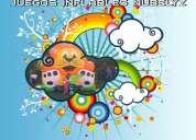 Dia del niÑo -- celebracion dia del niÑo -concursos dia del niÑo -animadores pinta caritas