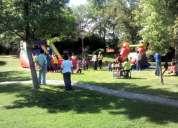 ProducciÓn de eventos infantiles, juegos inflables, camas elásticas, decoración en globo y
