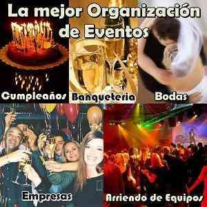 ORGANIZACIÓN DE EVENTOS EN PUERTO MONTT