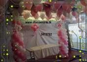 decoracion de globos y mas