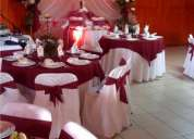 Completa decoracion de eventos ....