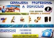 Carpintero-cerrajero profesional a domicilio 93904623 providencia-ñuñoa