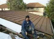 Reparaciones de techos y construccion