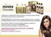 Keratina novex lo nuevo en keratina ya esta en chile la cauterizacion en beauty and nails