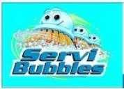 servibubbles  servicio de lavado de alfombras, autos y tapices.