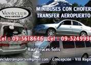 Van club transportes