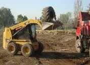 Chileescombros retiro de escombros en todo santiago