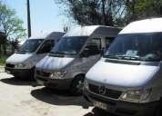 Minibuses traslado de personas