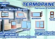 Termopanel ventanas termoacusticas
