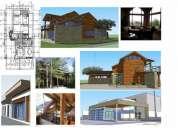 Arquitecto, regularización viviendas, obras menores, construcción casas, temuco