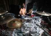 Busco baterista para banda amateur.