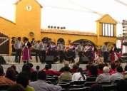 Importante grupo folclórico (taller edafo) necesita bailarines (varones)