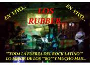 Banda rock latino  los rubber 78164142