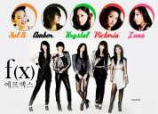Creación de grupo kpop