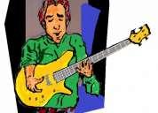 Banda de rock necesita bajista (hom o muj) entre 19 y 25