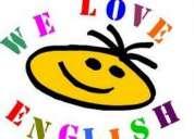 Clases particulares de  inglés durante el verano