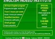 English indeed institute
