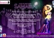 Clases de danza arabe en calama samaira