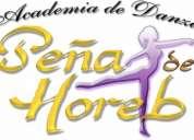 Academia de danza peña de horet