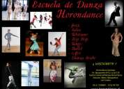 Inicio de clases escuela de baile horondance