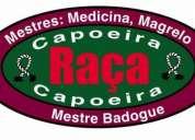Academia de capoeira raza ( casa do dende)