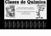 Clases de quimica