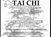 Clases de tai chi ÑuÑoa