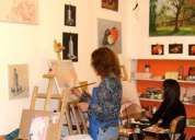 Clases de pintura al Óleo para todo nivel
