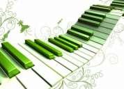 clases de guitarra y teclado a domicilio