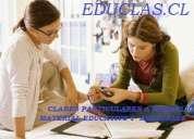 Clases particulares psu todas las asignaturas/ 08-6870539