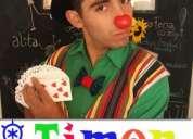 Magia clown eventos infantiles