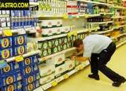 Se necesita reponedor para supermercado
