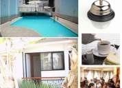 En arica, hotel necesita recepcionista, para el dia con contrato, excelente sueldo