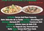 La piccola italia mall plaza vespucio necesita personal de cocina.-