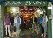 Fashion boutique  necesita vendedoras con experiencia y presencia en iquique