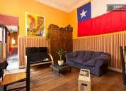 arriendo de habitaciones, barrio bellavista providencia