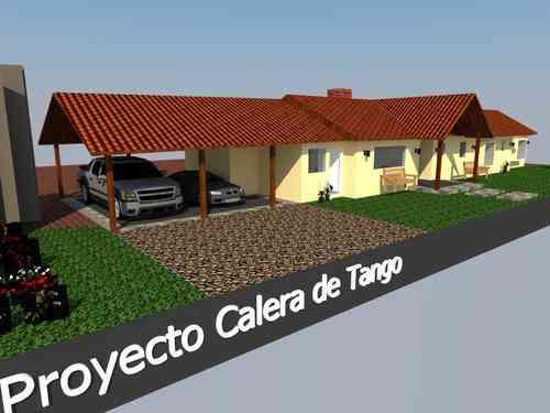 Constructora celr casas 100 solidas llave en mano 12 uf for Casas llave en mano