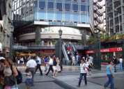 Arriendo local comercial edificio santiago centro subterráneo