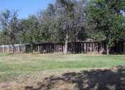Terreno 6200 m2 ubicado en km 34 ruta 5 sur a metros de carretera