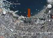 Vt002 venta de terreno 2670 m2 con vista frontal al mar en concon