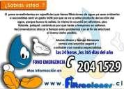 Gasfiter  emergencias  24 hrs 61400383  - 88295399