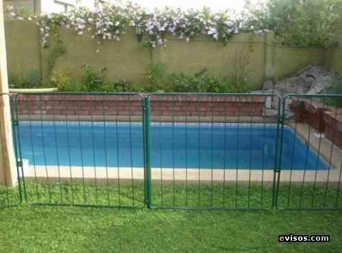 Fabricacion de rejas para piscinas colina doplim 70515 - Fabricacion de piscinas ...