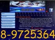 Creacion de sitios web 8-9725364