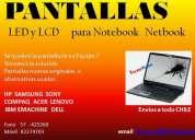 Pantallas para notebook  led & lcd