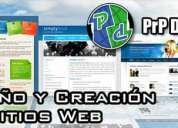 Sitios web económicos, páginas web baratas