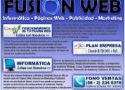 Informatica - publicidad - marketing - diseño grafico